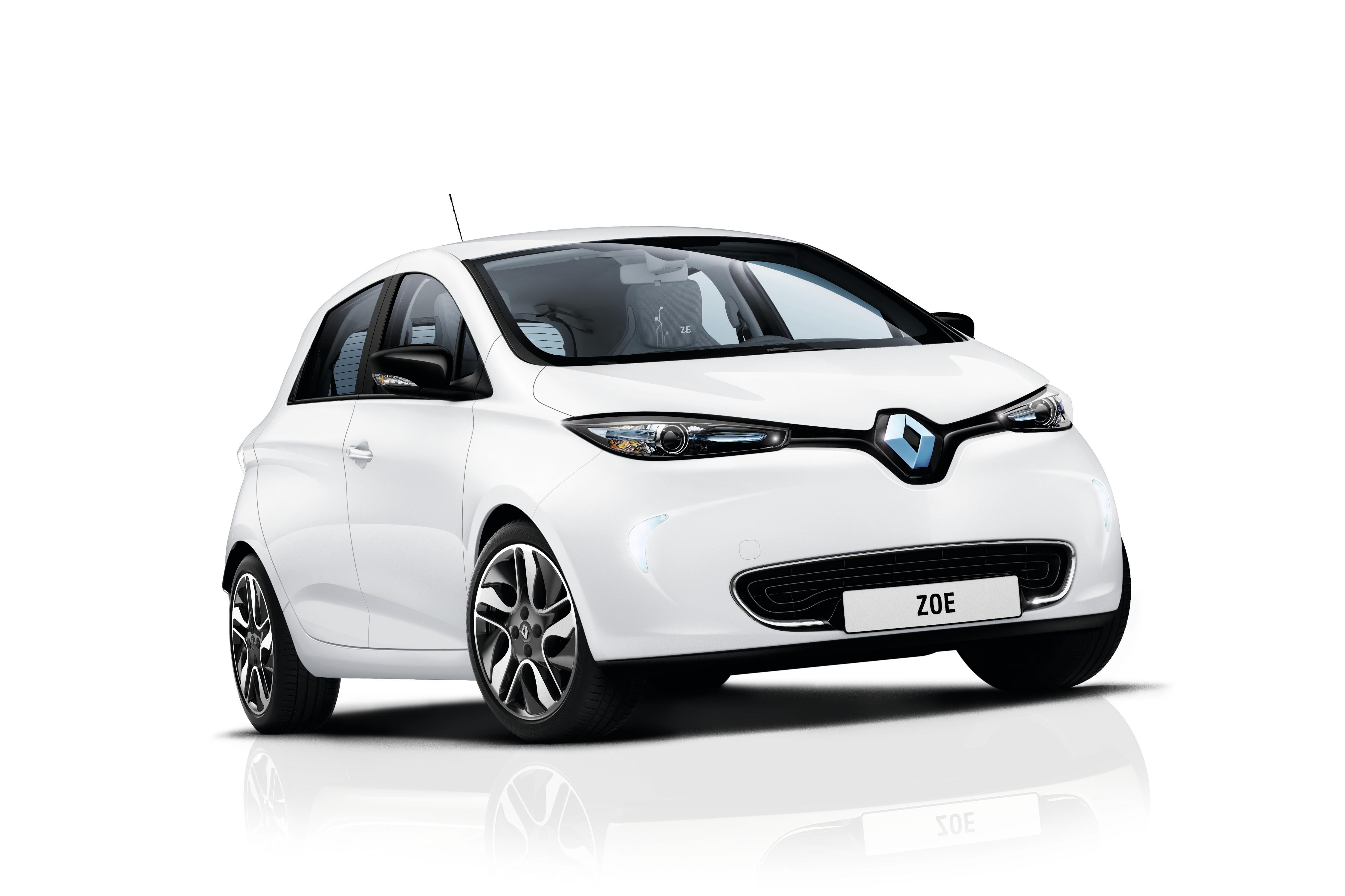 Ervaringen Met De 100 Elektrische Renault Zoe Stefan Daamen