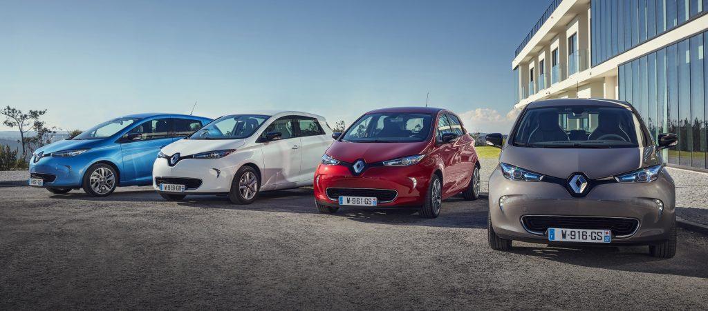 Vier redenen waarom de Renault ZOE een succes gaat worden