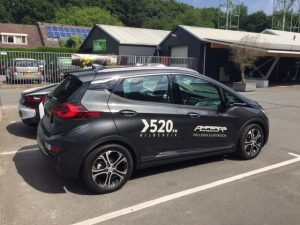 Opel Ampera-E naar Nederland