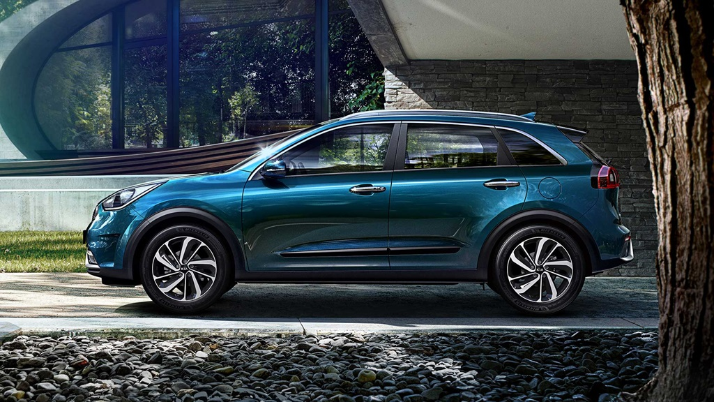 leaseauto getest kia niro hybrid lees er alles over op. Black Bedroom Furniture Sets. Home Design Ideas