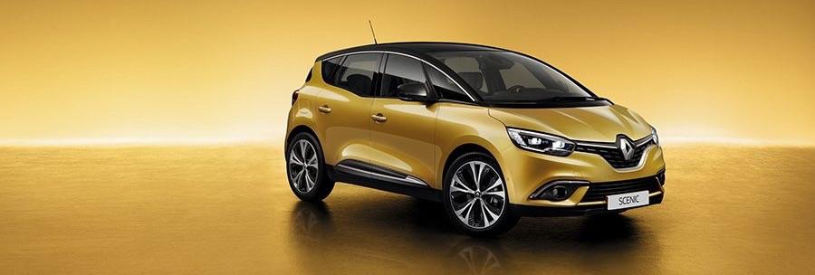 Renault Scenic leaseauto