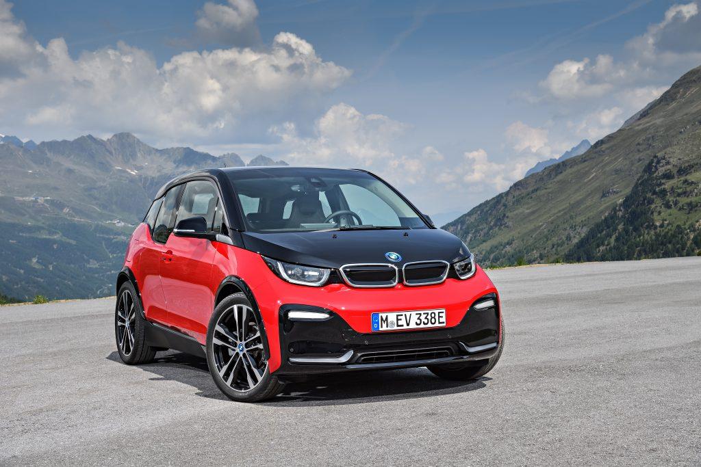 De nieuwe BMW i3s