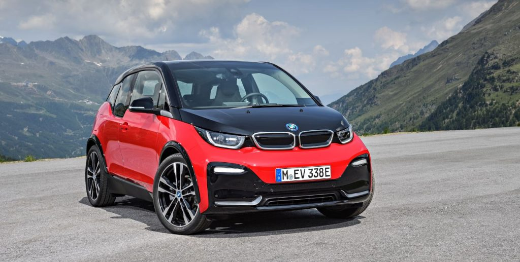 sportief elektrisch rijden in de bmw i3s. Black Bedroom Furniture Sets. Home Design Ideas