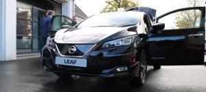 fotos nieuwe Nissan Leaf