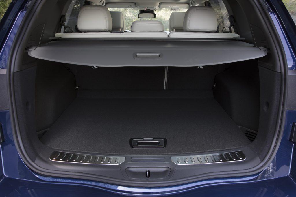 Renault Koleos kofferruimte