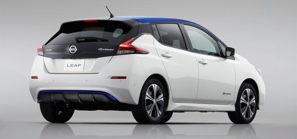 Steeds meer bekend over nieuwe Nissan LEAF