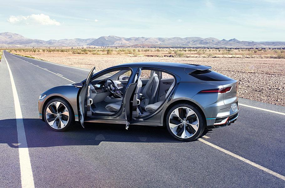 Jaguar I Pace Leasen In 2018 Vanwege De Bijtelling