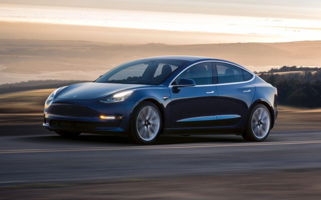 Tesla model 3 nederland
