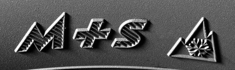 M+S aanduiding en Alphine-symbool