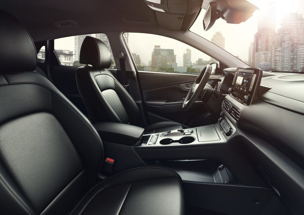 Hyundai KONA Electric 2018 3