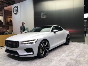 Polestar: elektrische Volvo