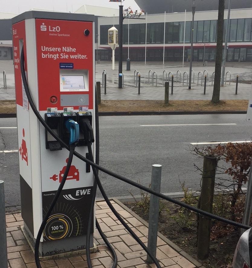 Elektrische Auto Opladen In Het Buitenland 2 Let Op Voor