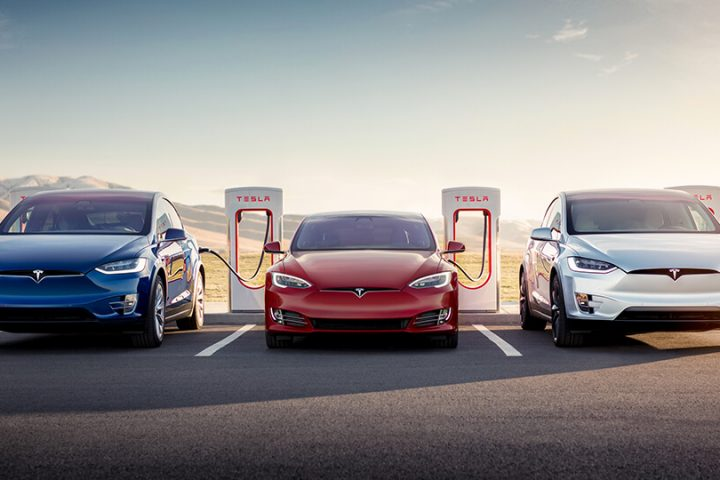 Waarom Tesla leasen 2018