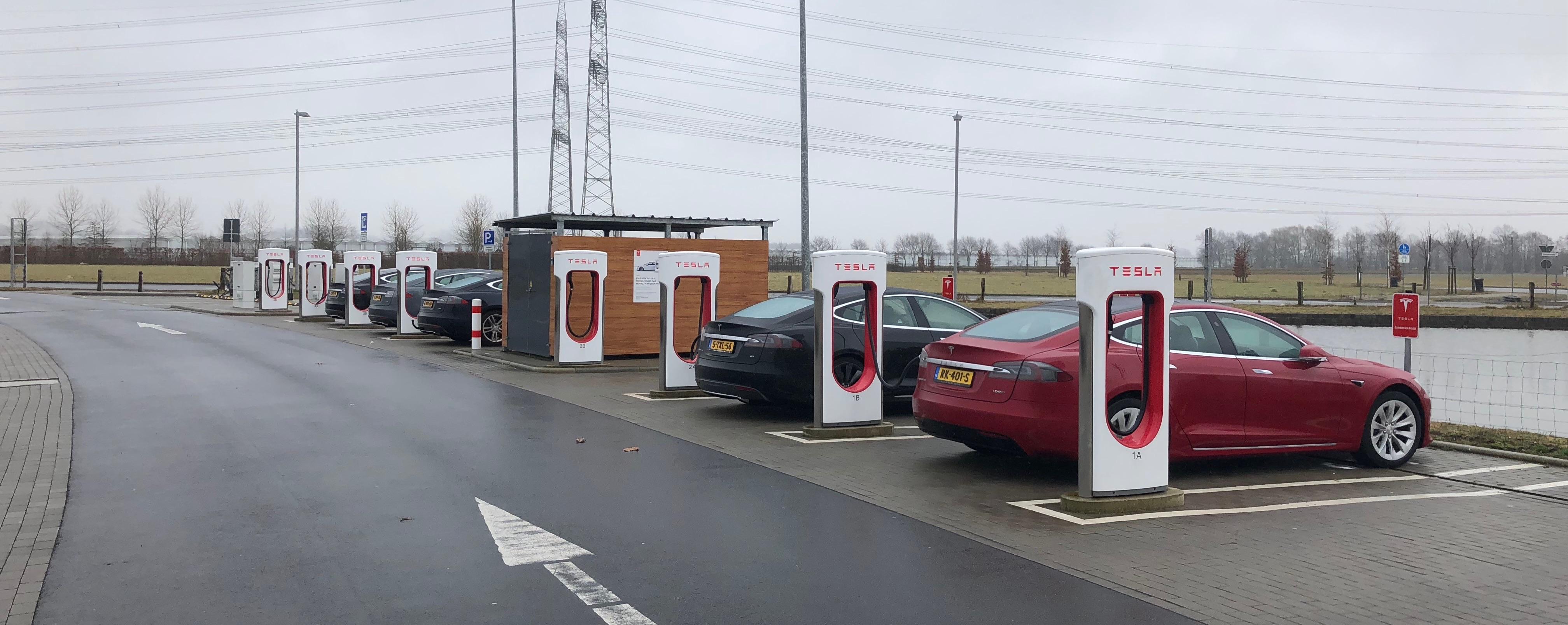Kosten Tesla Superchargen Is Het Nu Gratis Of Moet Je Ervoor
