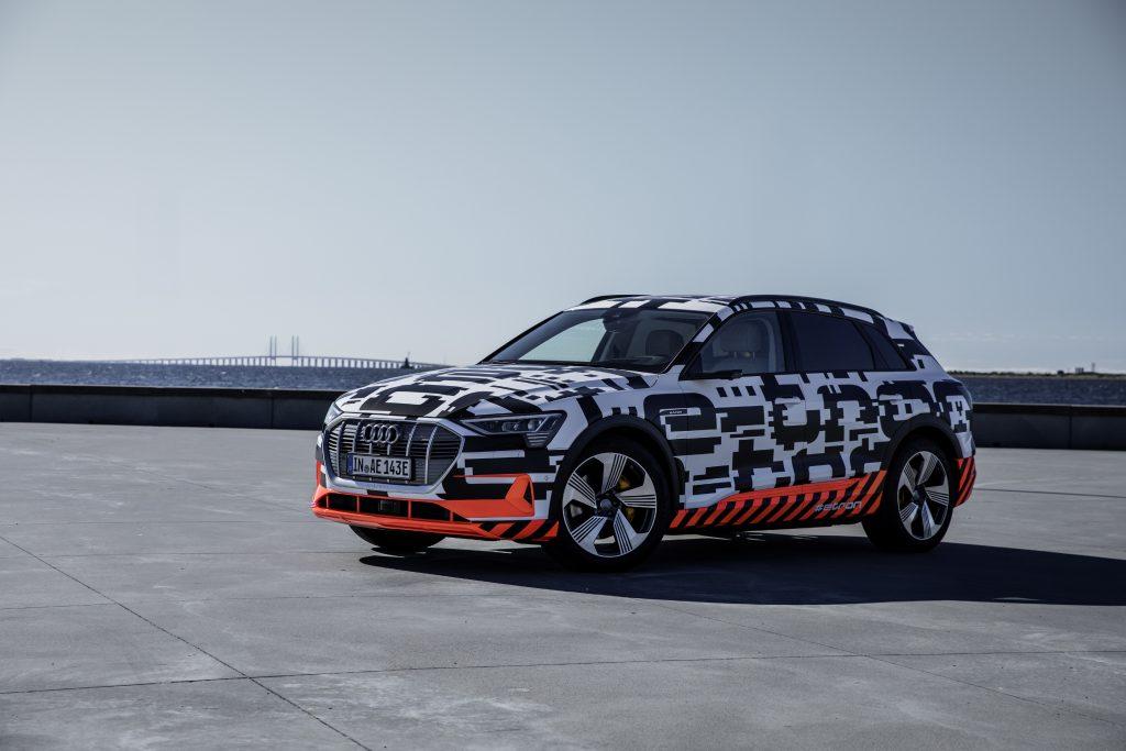 Productie Audi E Tron Vanaf Vandaag In Brussel Leaseblog Nl