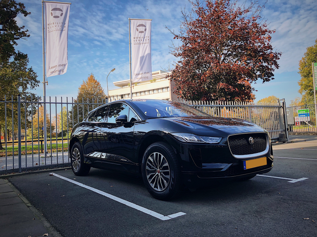Jaguar I-Pace leasen 2018