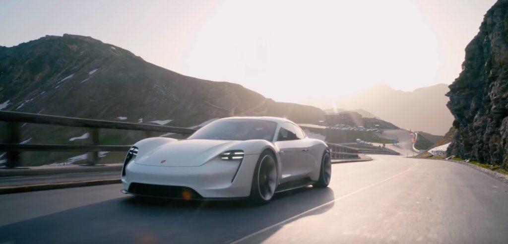 Porsche gaat 100% elektrisch