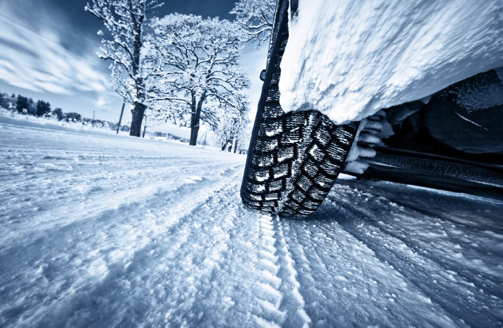 Winterbanden of all season banden onder de leaseauto