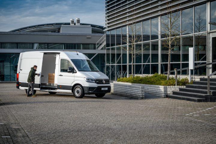 Volkswagen e-Crafter Solar