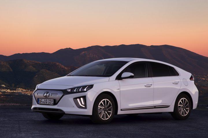 Prijzen Hyundai IONIQ Electric