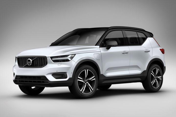 Volvo komt in 2020 met volledig elektrische Volvo XC40