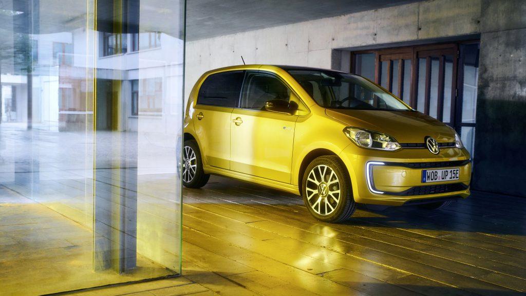 Prijzen bekend van de elektrische Volkswagen e-up!
