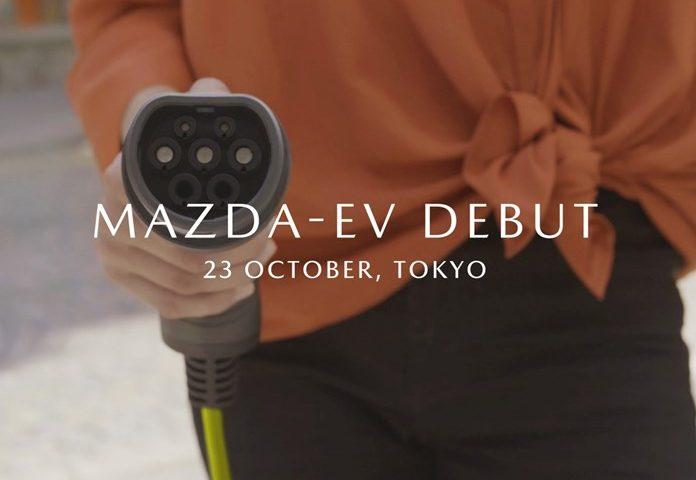 Mazda komt met 100% elektrische auto