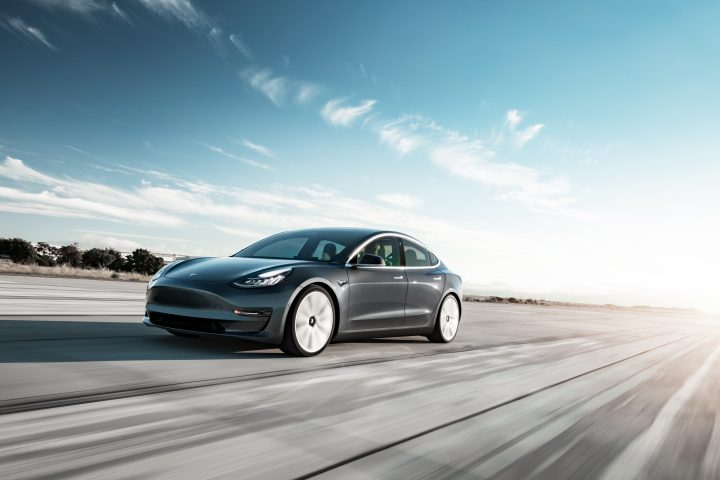 Tesla Model 3 tot 14 oktober bestellen
