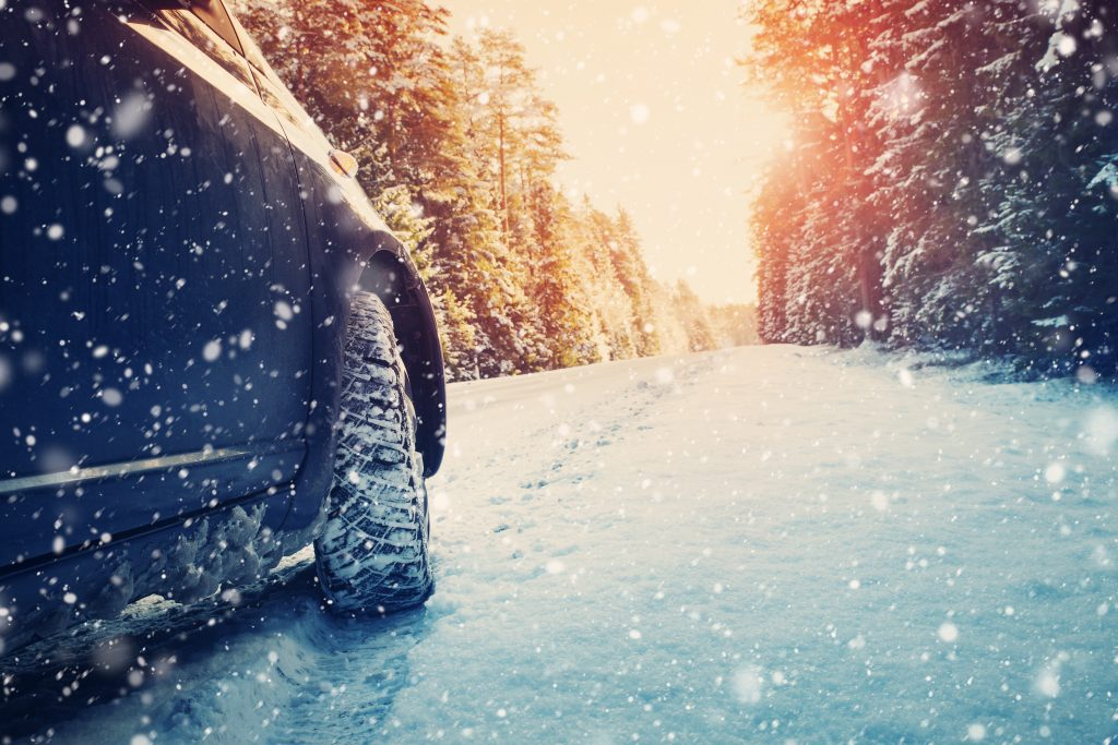 4 tips voor de leaseauto in de winter