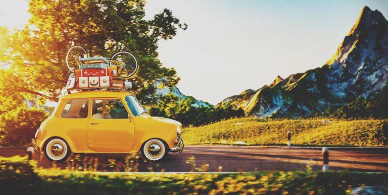 Op vakantie met de auto in coronatijd